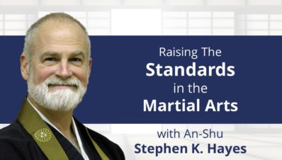 Martial Arts Course-Stephen