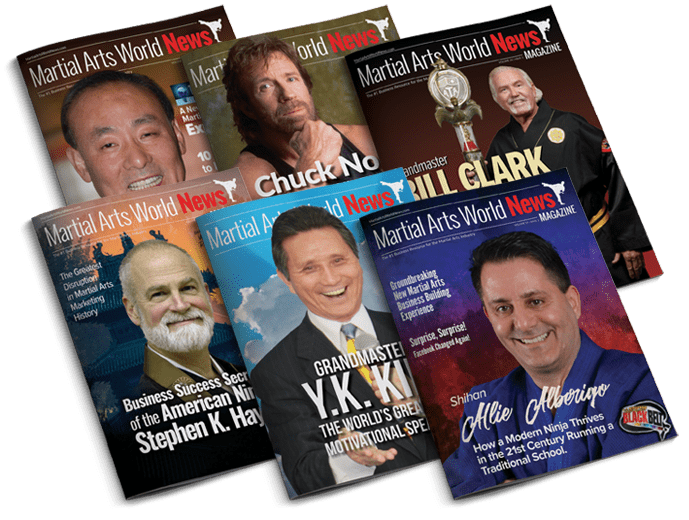 Martial Arts World Magazines